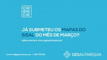 Já submeteu os mapas do SISAL do mês de Março?